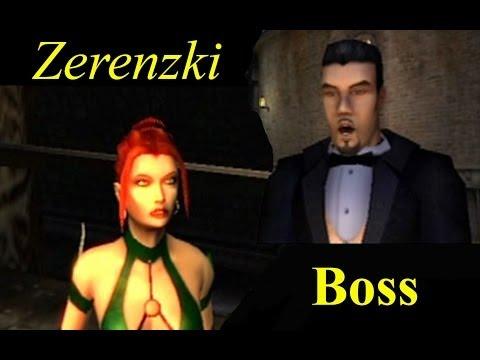 BloodRayne 2 - Part 5 - Zerenski's Mansion: Zerenski (No powers)