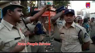 *CORDON SEARCH OPERATION BY SOUTHZONE POLICE: Under the supervision of DCP Southzone Sri.V.Satyanara