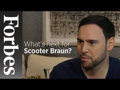 Bieber And Beyond: The Evolution Of Scooter Braun