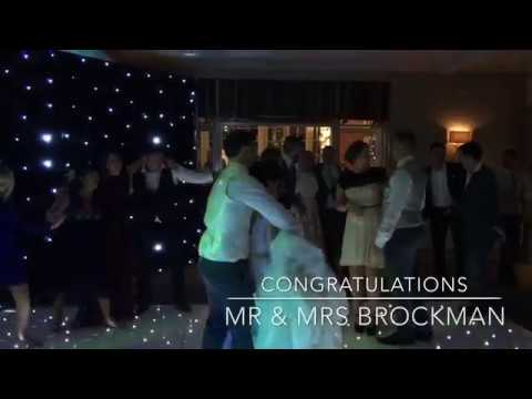 The best day ever -  Jamie & Amy Brockman Wedding at Warbrook House
