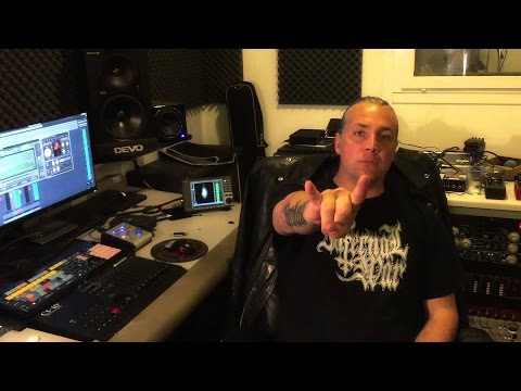 MARDUK's Morgan on Australia Tour, Oakland Metro Operahouse Incident & Upcoming Album (2017)