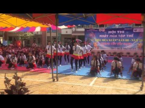 Gọi tên ngày mới THCS Tân Phú