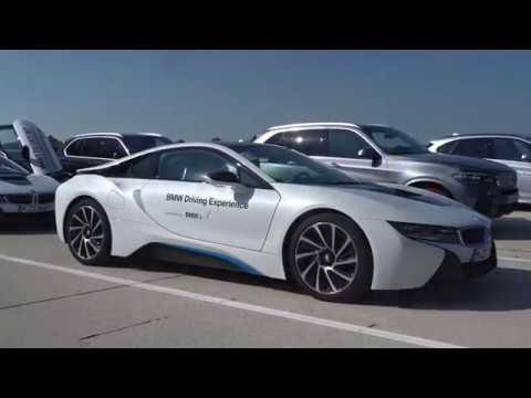 Электрическое будущее BMW