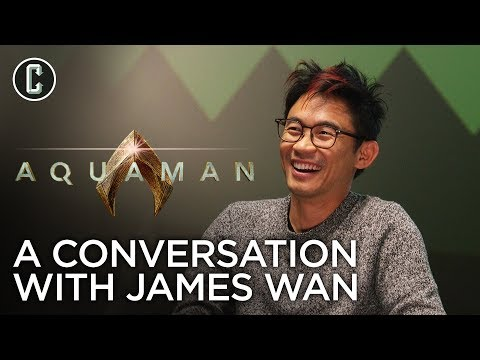 Aquaman: James Wan Extended Interview