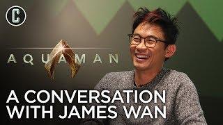 Aquaman: James Wan Extended Interview
