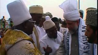 Visit to Techiman Hospital and Wa, Ghana 2004 by Hadhrat Mirza Masroor Ahmad