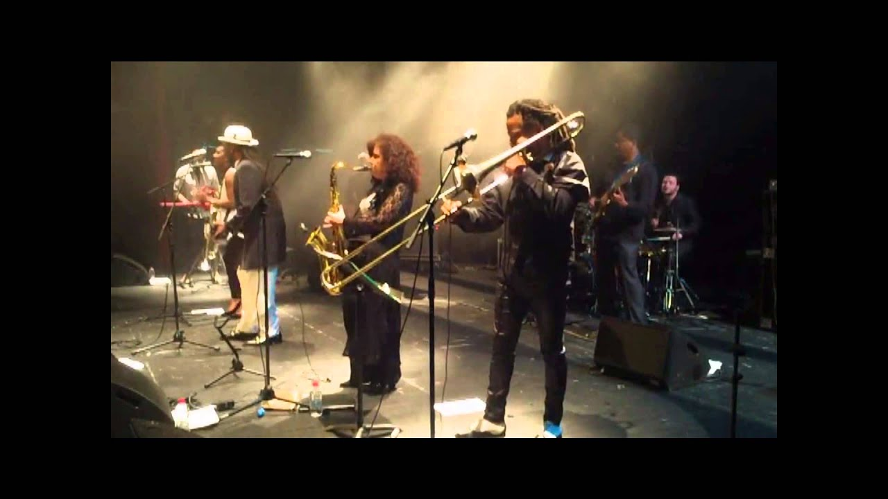 Boney FIELDS  & the Bone's Project Live  | Here we stand (juin 2013)