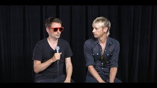 "Muse talk ""Something Human,"" new album, and an EXCLUSIVE about what's coming in-between"