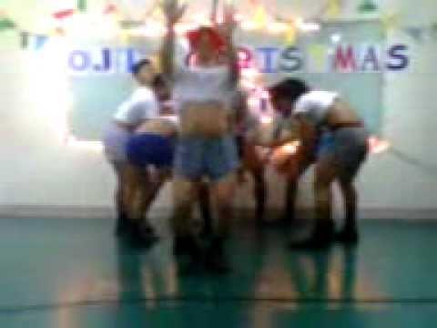 2008 NYK-Fil Ship Management OJT Program Christmas party (the NYK boys)