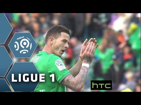 AS Saint-Etienne - FC Lorient (2-0)  - Résumé - (ASSE - FCL) / 2015-16