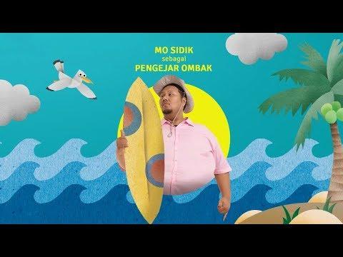 Mosidik Di Film Kulari Ke Pantai | Official Introduction