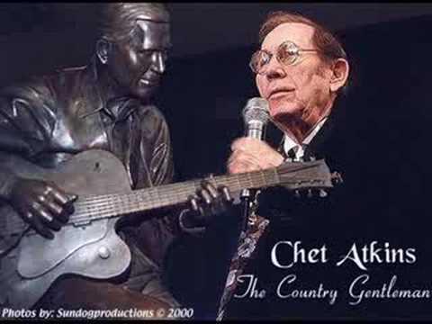 """Chet Atkins"""" Kentucky"""" (newer live version)"""