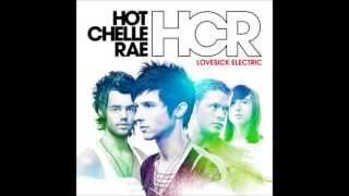 Bleed- Hot Chelle Rae (Lyrics)
