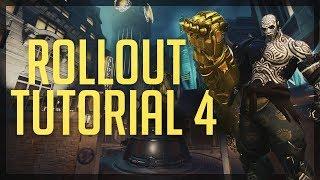 Doomfist Rollouts/Spots/Bounces Guide 4 (Kings Row/Numbani/Blizzard World)