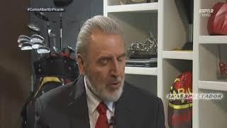 Carlos Albert es entrevistado por Jose Ramon Fernandez - Futbol Picante
