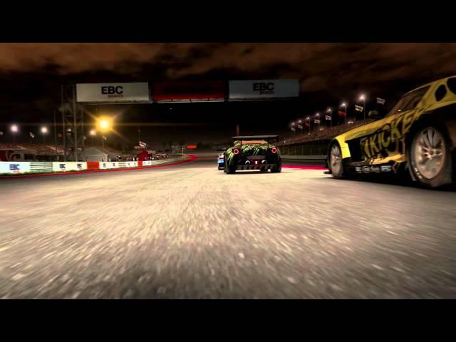 GRID Autosport Endurance trailer