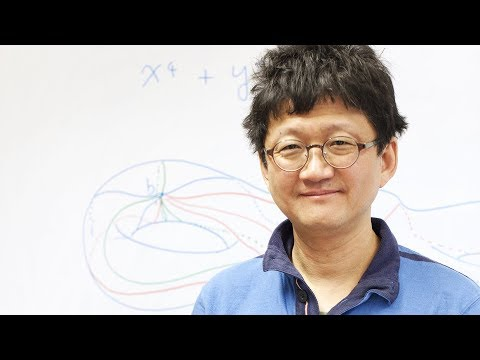 Minhyong Kim: Connecting Number Theory to Physics