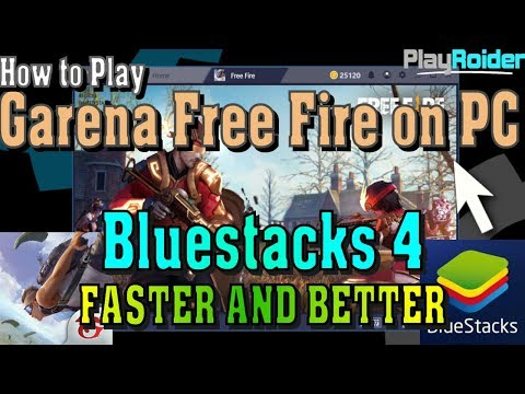 How to Play Garena Free Fire on PC Guide (Updated 2019