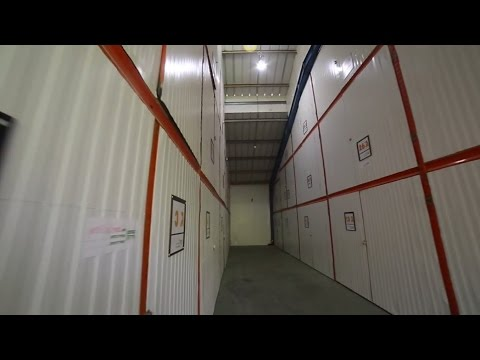 Self-Storage units in Jerusalem, Israel - Green Storage