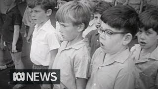 Should Victorian schools continue the oath of allegiance? This Day Tonight (1970)