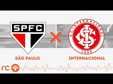 AO VIVO - São Paulo x Internacional - 04/12/2019 - Brasileirão
