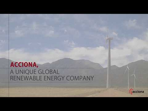 ACCIONA Energy: the strength of a global leader committed to the US