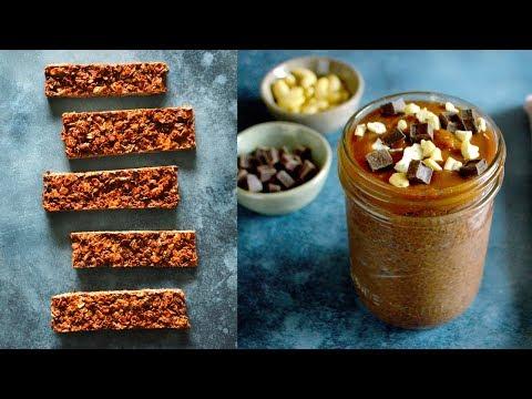 3 Vegan Chia Seed Desserts (Gluten Free)