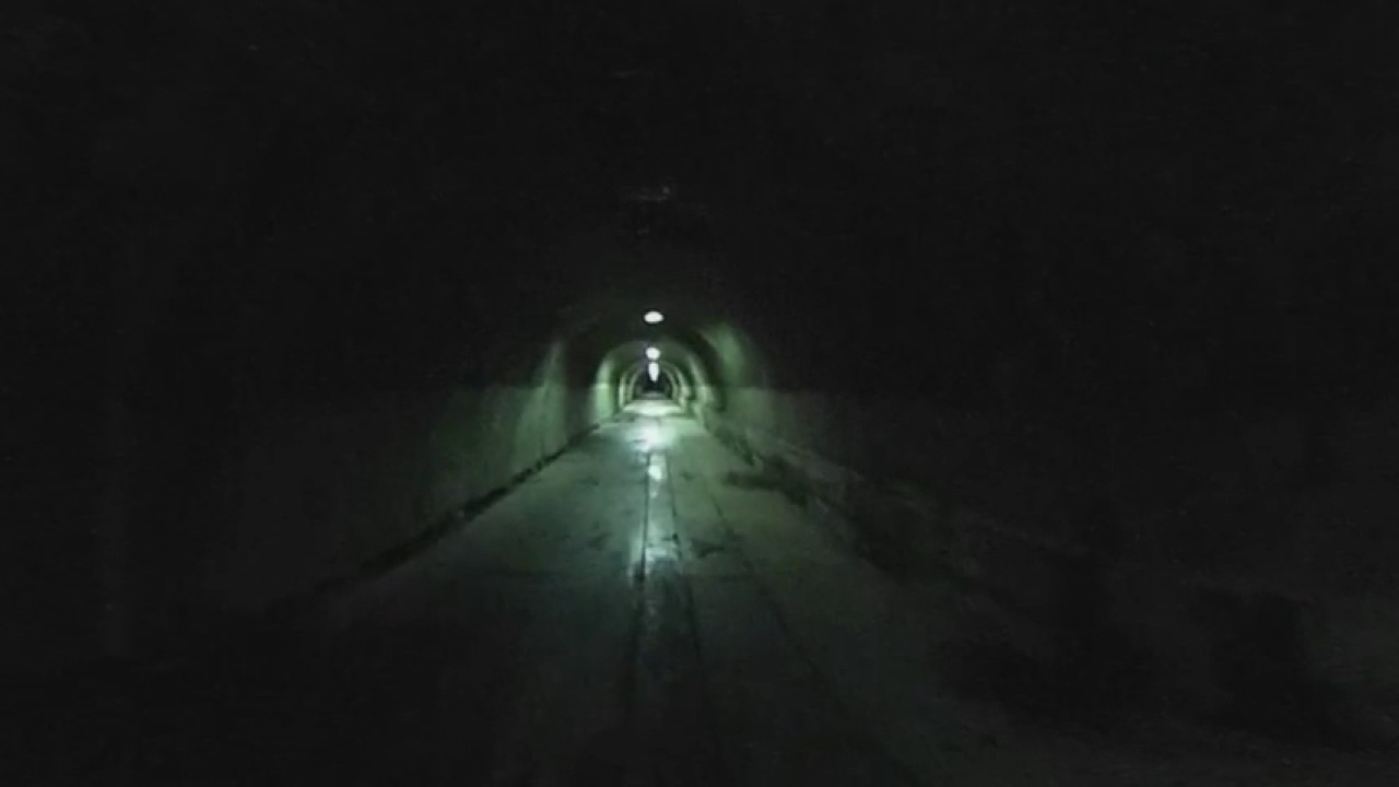 VRホラーなトンネル