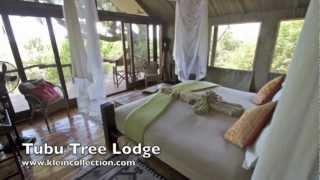 African Safari Review - Tubu Tree Camp in Botswana