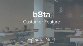 Customer Feature:  b8ta