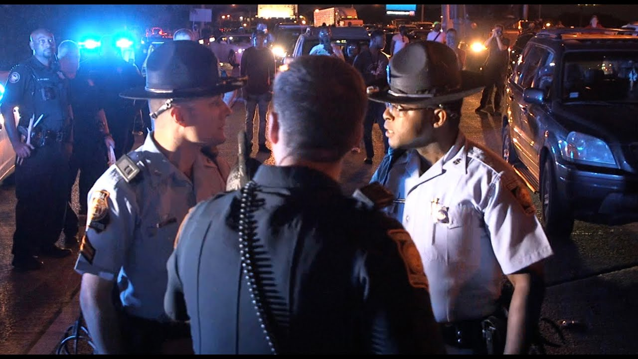 DE-ESCALATE: The story of an intense protest on an Atlanta interstate