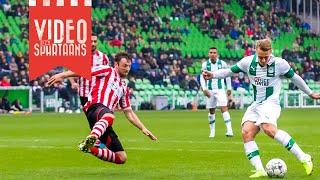 Sparta Verliest In Groningen | Samenvatting Fc Groningen - Sparta Rotterdam