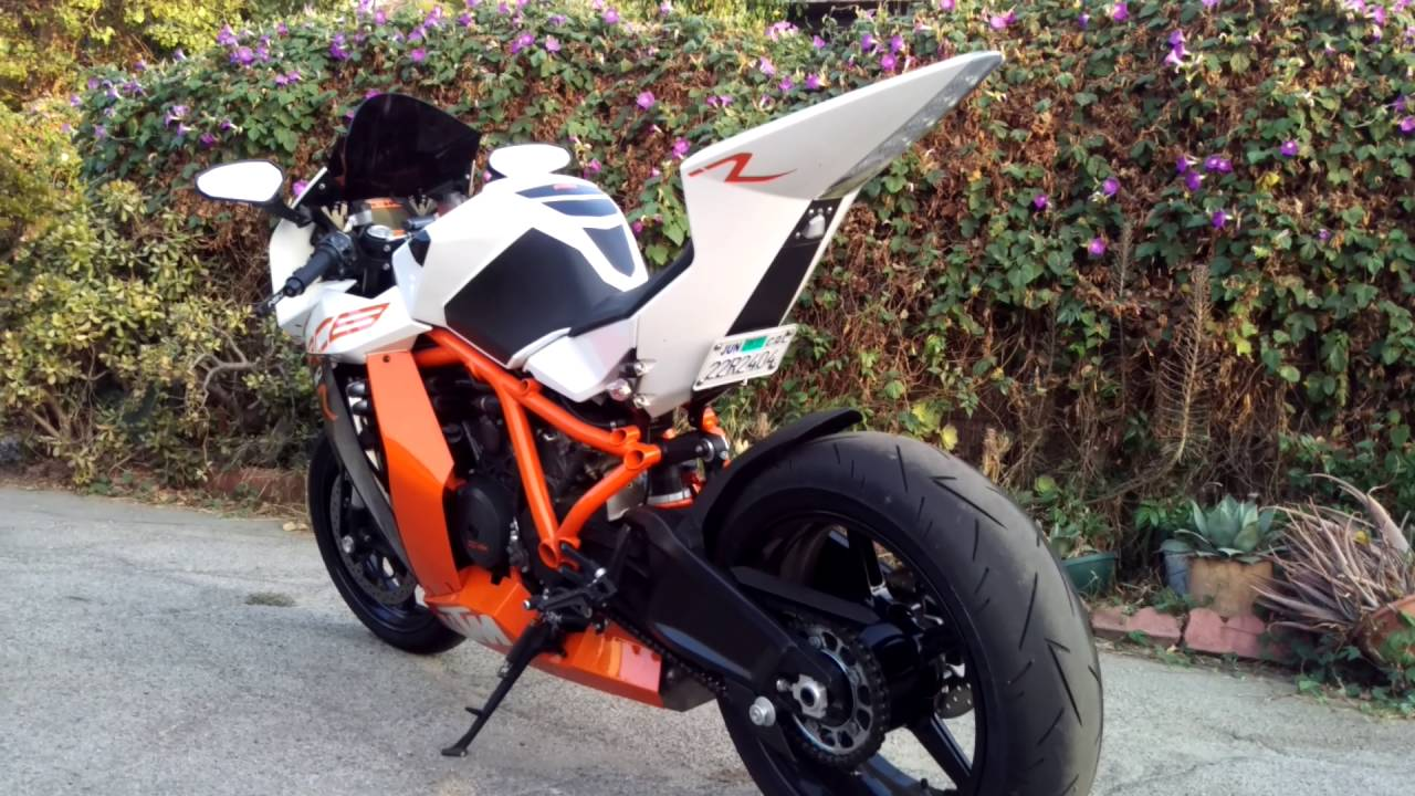 2015 ktm rc8r 1190 for sale - youtube