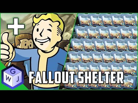 Fallout Shelter 40 Lunchboxes Opening Rare Items