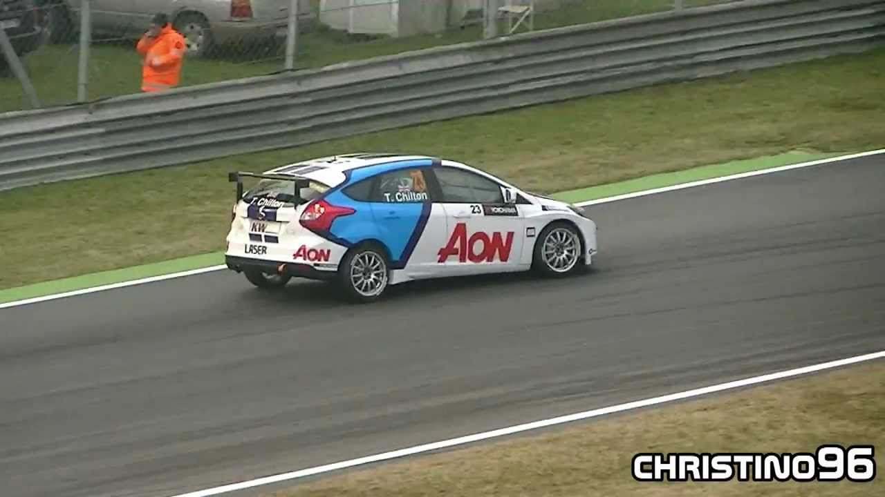 2012 Ford Focus S200 Touring Car in Action on the Track!! & 2012 Ford Focus S200 Touring Car in Action on the Track!! - YouTube markmcfarlin.com