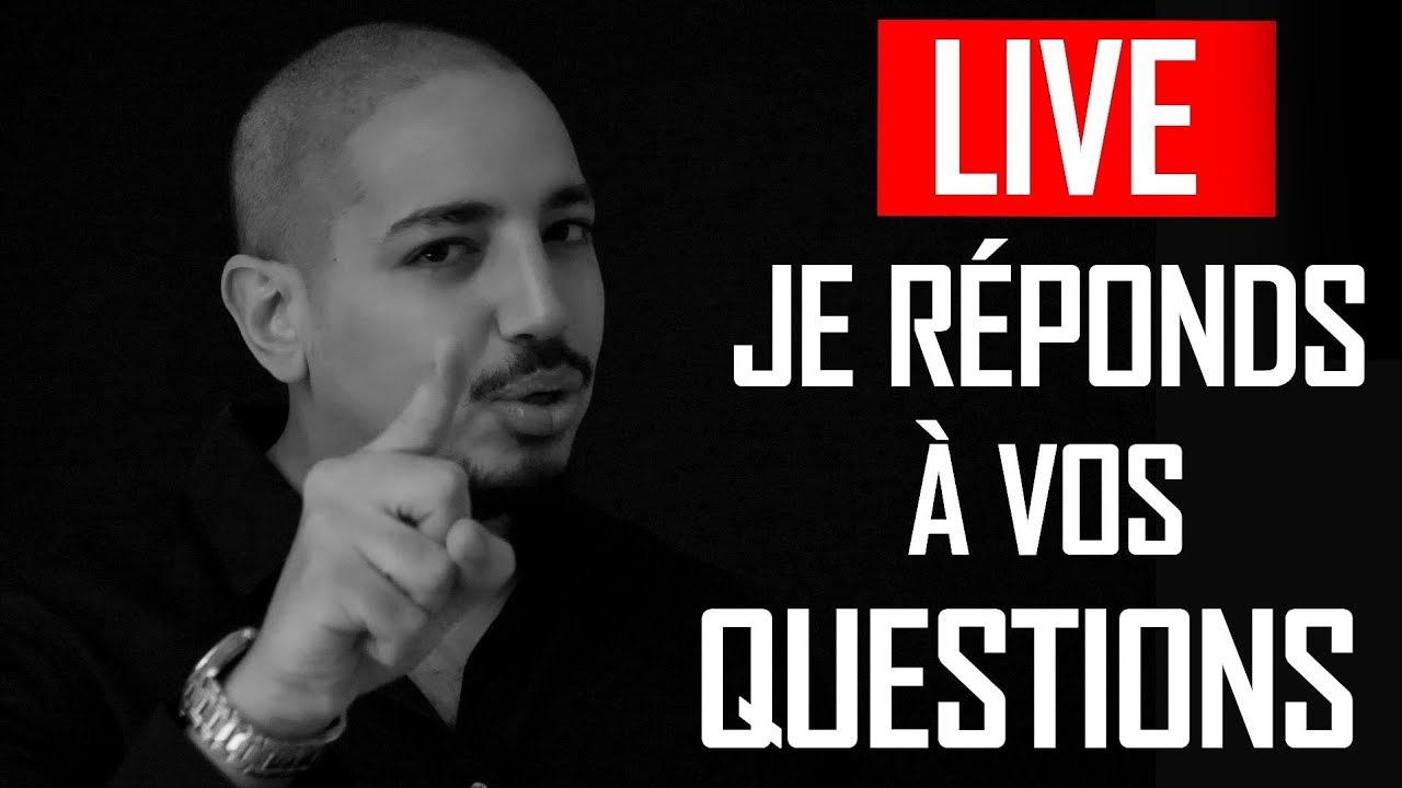 Je Coache Mes Abonnés En Direct [Live] | H5 Motivation