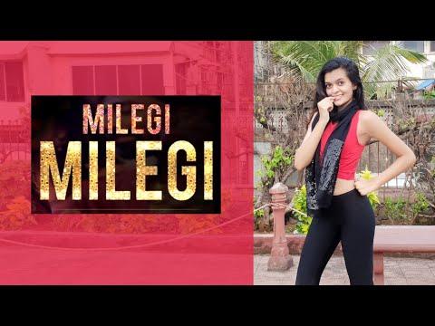 Milegi Milegi | Stree | Bollywood Dance Video by Dhruvi Shah