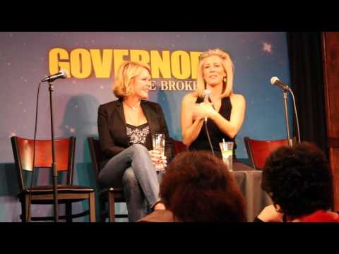 Maura West and Laura Wright discuss work and family - Ladies of General Hospital Event
