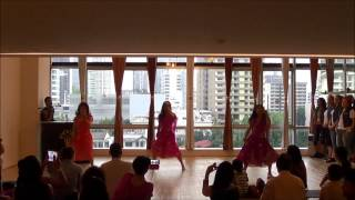 Bollywood/Tollywood Dance Performance # 1 on occasion of India Independence Day 2014