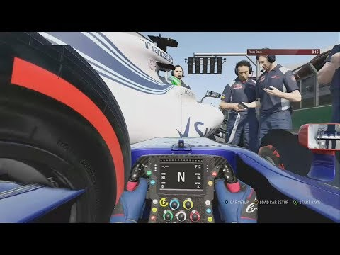 F1 2017 - Racing Game Of The Year
