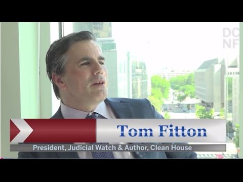 Tom Fitton on The Daily Caller: Obama Holdouts in Trump Admin. Hiding Hillary Emails for YEARS
