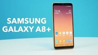 Огляд Samsung Galaxy A8+ (2018): іміджевий, але не флагманський