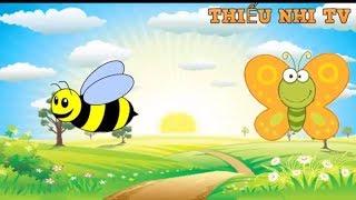Bài thơ Ong và bướm -bai tho ong va buom- Thiếu nhi TV