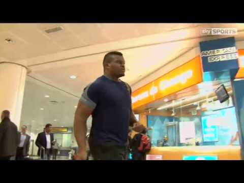 The 49ers arrive in London   Video   Watch TV Show   Sky Sports