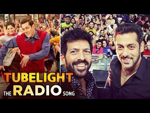 Salman's Tubelight RADIO SONG Grand Launch In Dubai, Dubai Goes Crazy With Salman's Tubelight Song