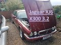 Jaguar xj6 X300 Starting / Repair...Part 1