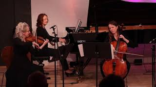 5 Pieces for 2 Violins and Piano : Nr 4 Waltz