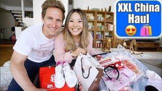XXL China Shopping Haul 😍 Fake Market in Underground! Billig einkaufen | Lohnt es sich? Mamiseelen