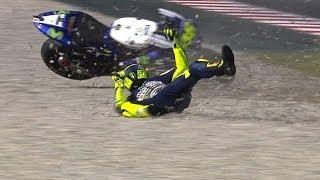 MotoGP™ Catalunya 2014 -- Biggest crashes