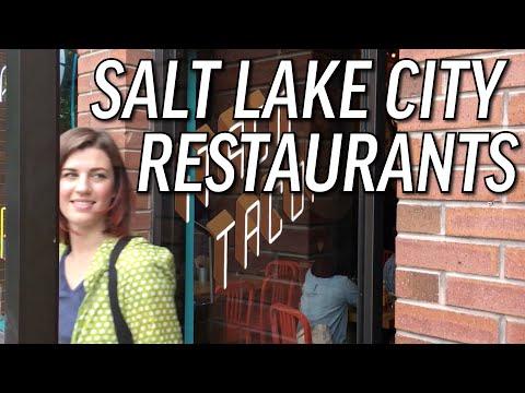 Good Food in Salt Lake City